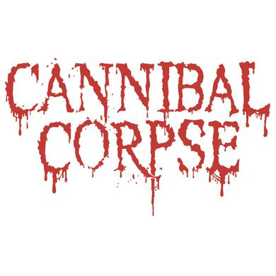 Cannibal Corpse Window Sticker