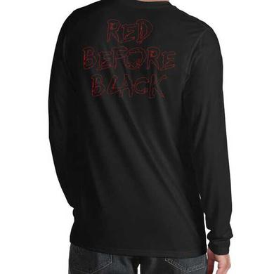 Cannibal Corpse Red Before Black Long Sleeve
