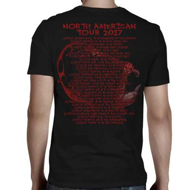 Cannibal Corpse 2017 Tour Shirt