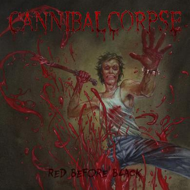 Cannibal Corpse Red Before Black CD
