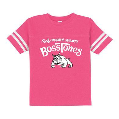 Mighty Mighty Bosstones Logo Football shirt