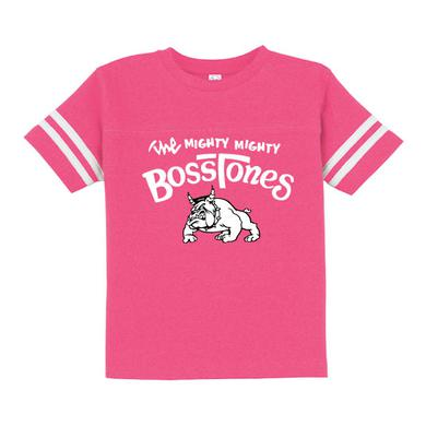 Mighty Mighty Bosstones Logo Toddler Football shirt