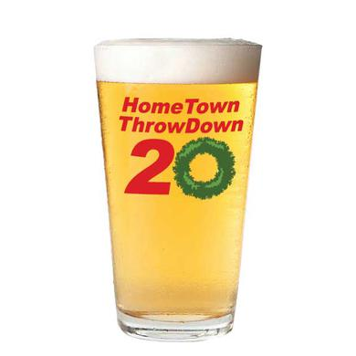 Mighty Mighty Bosstones Hometown Thrown Pint Glasses