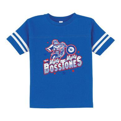Mighty Mighty Bosstones Devel Kenivel Toddler Football Tshirt