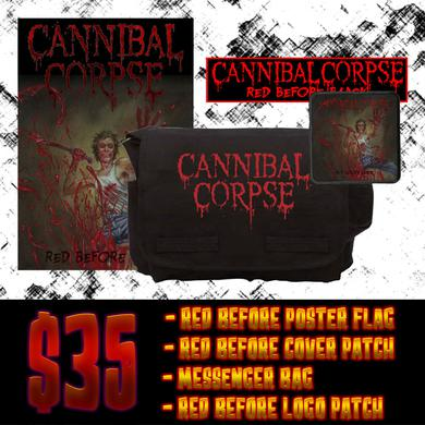 Cannibal Corpse Bloody Patch Bundle