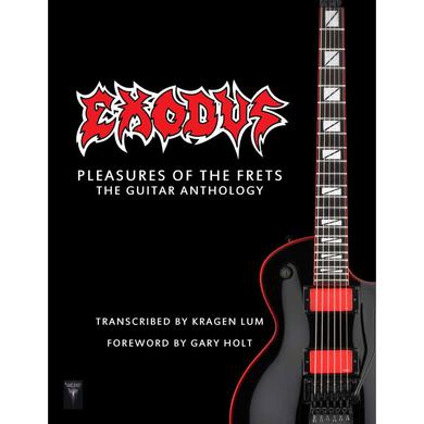 Exodus Pleasure Of The Frets - Guitar Anthology