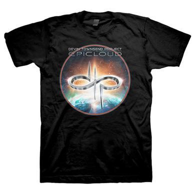 Devin Townsend Project Epicloud 2012 Tour Black T-Shirt