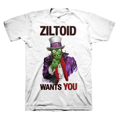 Devin Townsend Project Uncle Ziltoid White T-Shirt