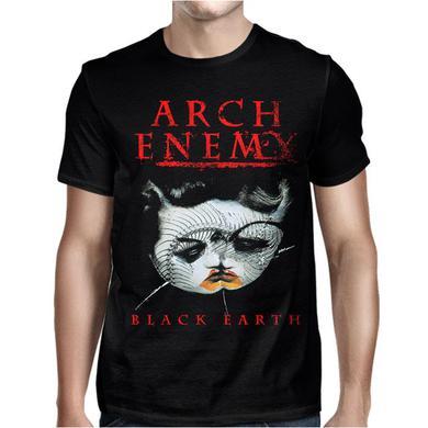 Arch Enemy Black Earth Original Ring Black T-Shirt