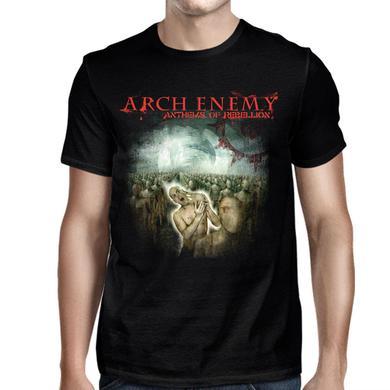 Arch Enemy Anthems Of Rebellion Black T-Shirt