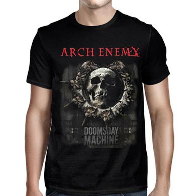 Arch Enemy Doomsday Machine Black T-Shirt