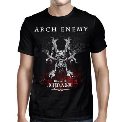 Arch Enemy Rise Of The Tyrant Black T-Shirt
