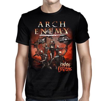 Arch Enemy Khaos Legions Black T-Shirt