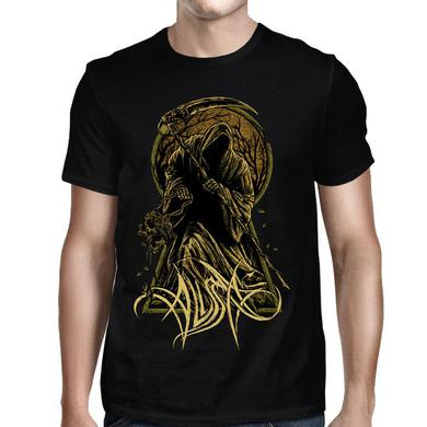 Alissa White-Gluz Reaper Key Black T-Shirt