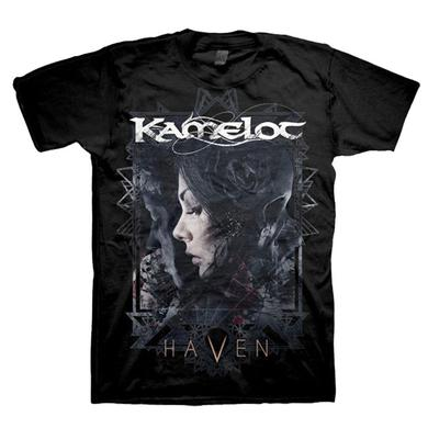Kamelot Haven Date Back BLK T-Shirt