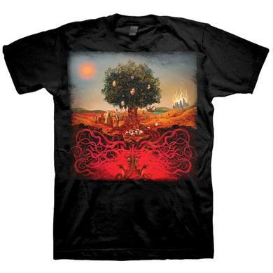 Opeth Heritage Tour Black T-Shirt