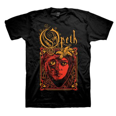 Opeth Catwoman Black T-Shirt