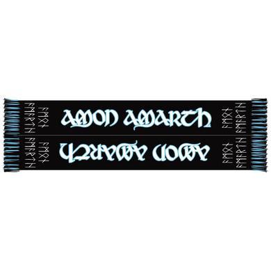 Amon Amarth Runes Scarf