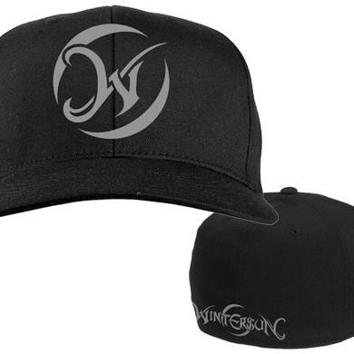 Wintersun Logo Silver - Flexfit Hat