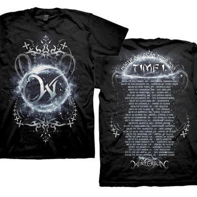 Wintersun Tour Aug-Sep 2013 T-Shirt