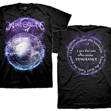 Wintersun Surrounded By Darkness T-shirt