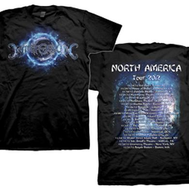 Wintersun Logo Tour 2012 T-shirt