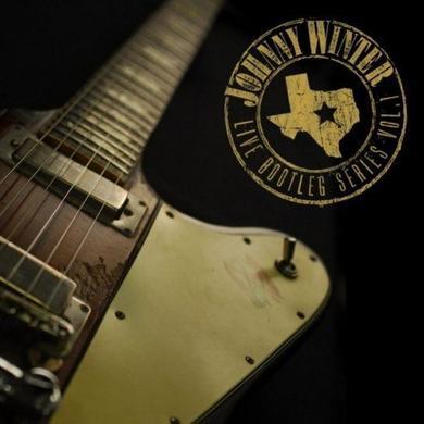 Johnny Winter Live Bootleg Series Vol 1 CD
