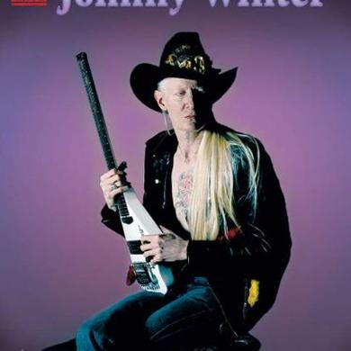 Best of Johnny Winter Tab Book