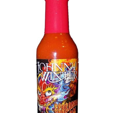 Johnny Winter Screamin Demon Hot Sauce