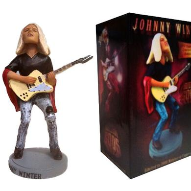 Johnny Winter Bobble Head