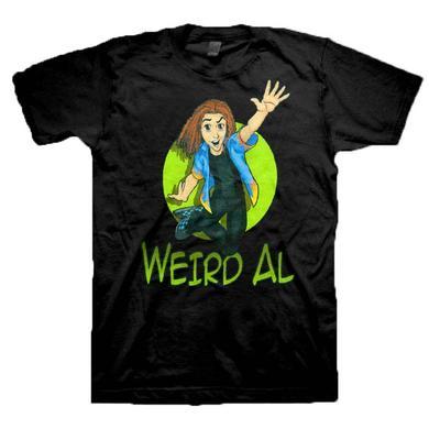 Weird Al Anime Al T-shirt
