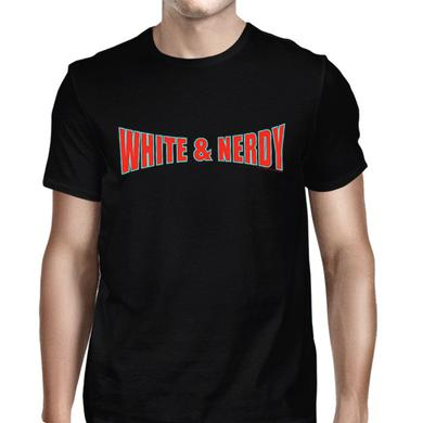 Weird Al Yankovic White & Nerdy T-Shirt