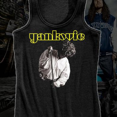 Weird Al Yankovic Craigslist Classic Pose Ladies Tank Top