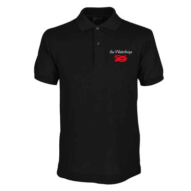 The Waterboys Embroidered Logo Polo Shirt