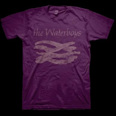 The Waterboys Classic Logo Distressed