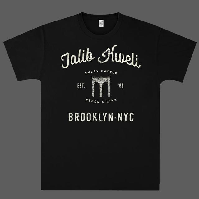 """Talib Kweli """"Castle"""" Mens T-Shirt"""