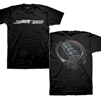 hold FORMULATED CHAOS/BLK TSHIRT
