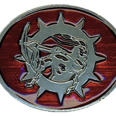 Soilwork Hammerman Logo Belt Buckle