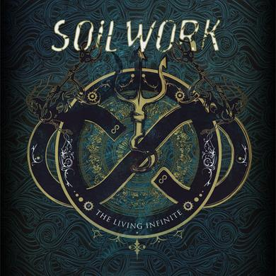 Soilwork The Living Infinite Sticker