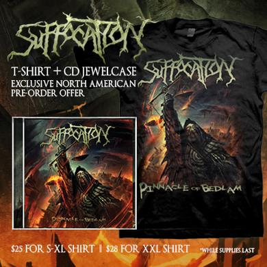 Suffocation Pinnacle of Bedlam Bundle - Standard Edition