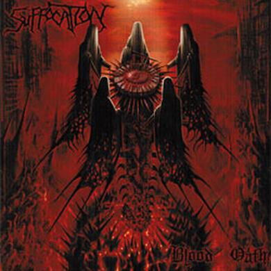 Suffocation BLOOD OATH CD
