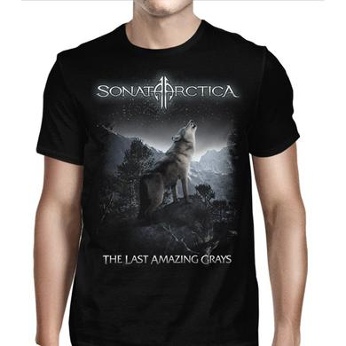Sonata Arctica Last Amazing Grays - Days of Grays 2010 Tour Dates