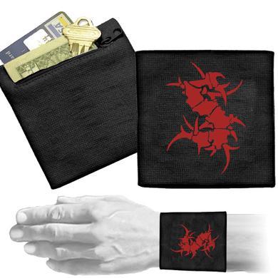Sepultura S-Logo Stash Pocket Wristband