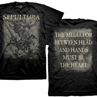 Sepultura S-Logo / Mediator T-Shirt