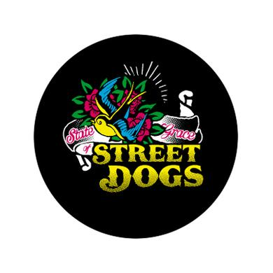 Street Dogs Swallow 1in Button