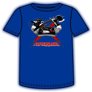 Powerglove Controller Royal Blue T-Shirt