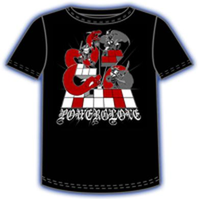 Powerglove Dragon T-Shirt