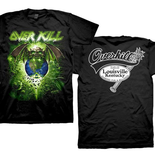 Overkill Louisville T-Shirt