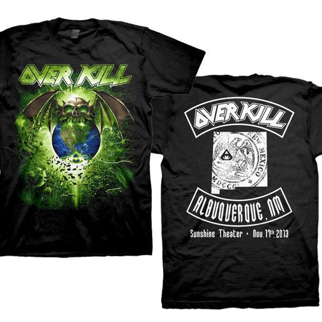 Overkill Albuquerque T-Shirt