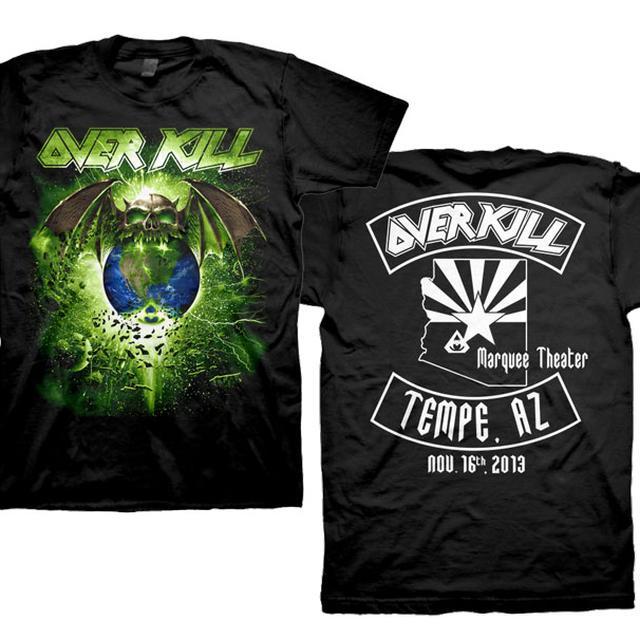 Overkill Tempe T-Shirt